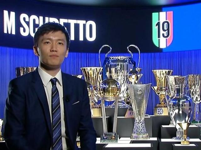 """Zhang: """"Momento speciale. Grazie a tutti: Conte, mio padre, Moratti..."""""""