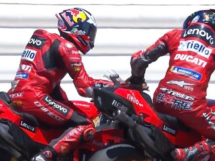 MotoGP, Ducati: nel GP di Catalunya motivazioni in primo piano. VIDEO