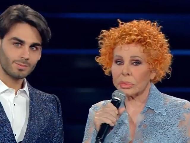 Sanremo: Alberto Urso con Ornella Vanoni in La voce del silenzio (video)