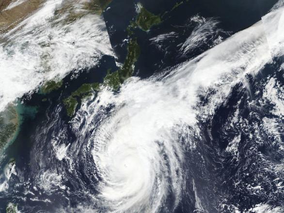 Giappone, secondo i metereologi due nuovi tifoni colpiranno il Paese questa settimana