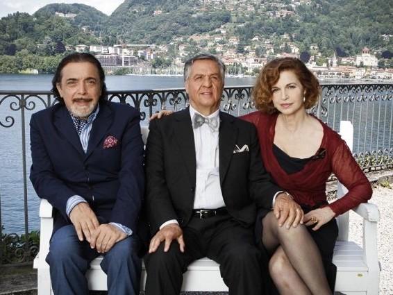 Ascolti tv, vincono Renato Pozzetto e Nino Frassica con la replica di Casa e Bottega