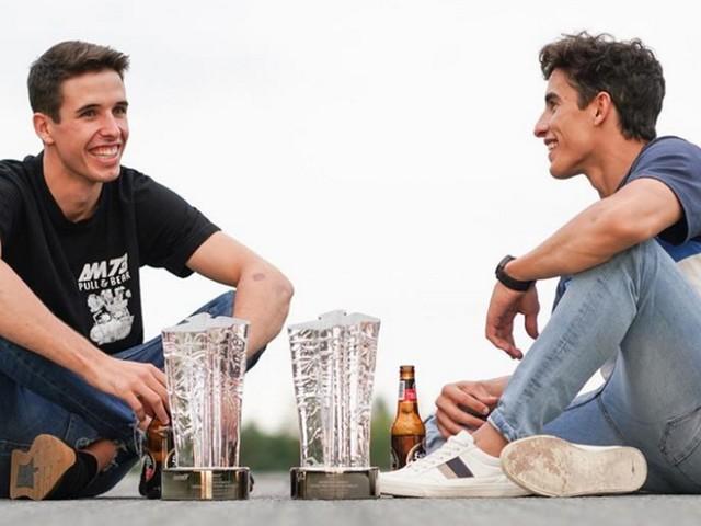 Marc & Alex Marquez, motomondiale prigioniero di due dittatori col sorriso