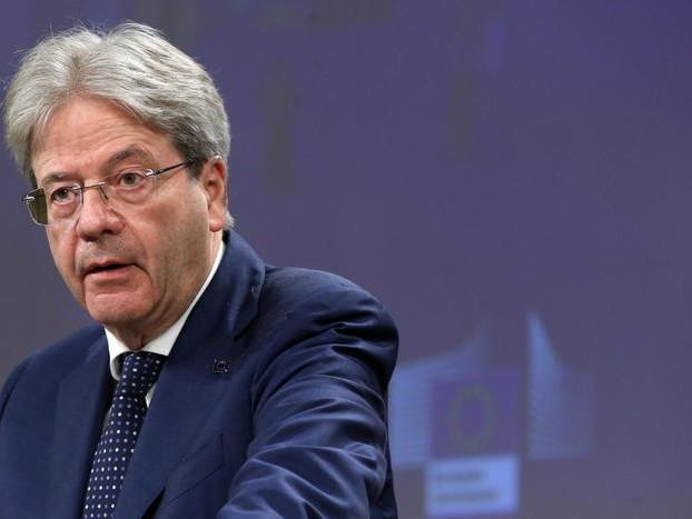 Pnrr: Gentiloni, impegno difficile,ma Draghi è l'uomo giusto