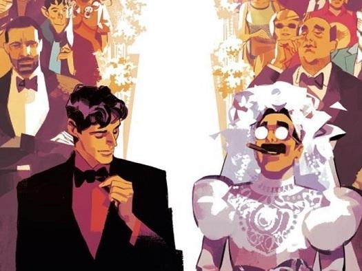 5 amori di Dylan Dog (prima del matrimonio con Groucho)
