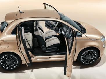 Auto elettriche: è la Fiat 500 la più venduta nei primi tre mesi del 2021