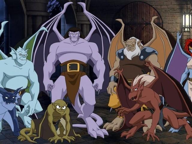 Gargoyles – Il risveglio degli eroi: su Disney+ la versione non censurata