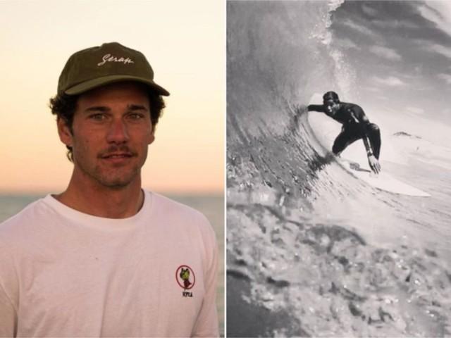 """Il surfista Oscar Serra muore travolto da un'onda: """"È andato via con il sorriso"""""""