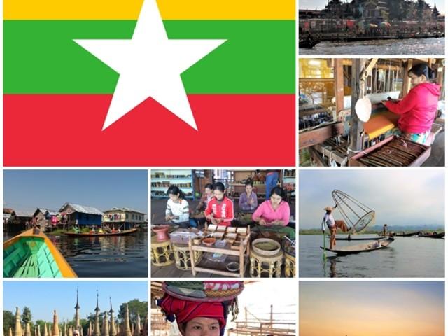 Myanmar – 8a tappa: LAGO INLE-2019