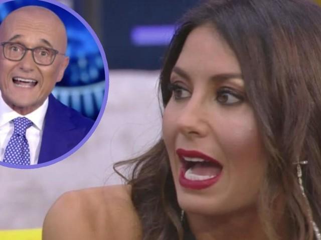 GF Vip, Signorini su Gregoraci-Briatore: 'Lei non deve farsi vedere con un uomo'