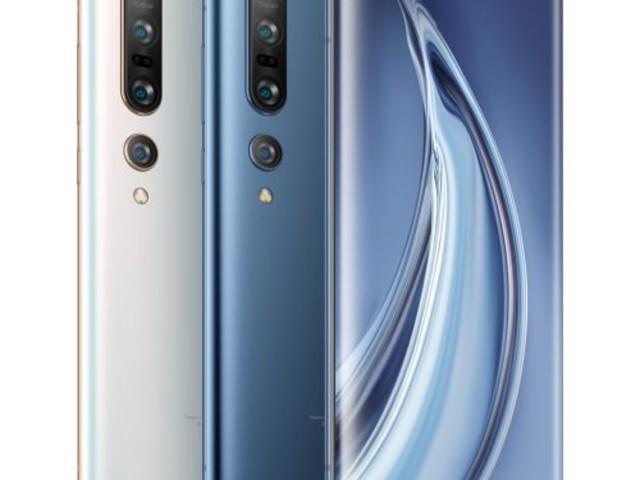 Xiaomi presenta i nuovi smartphone Mi 10, Mi 10 Pro e Mi 10 Lite 5G