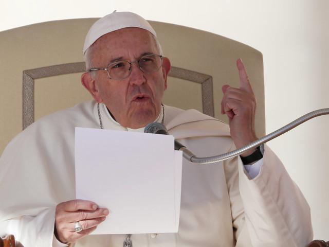 Papa Francesco e la castagna bollente della Catalogna