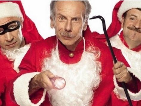 Stasera in tv su Italia 1: La banda dei Babbi Natale