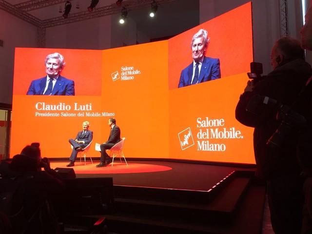 Design, il Salone del Mobile celebra l'ingegno italiano e celebra Leonardo da Vinci