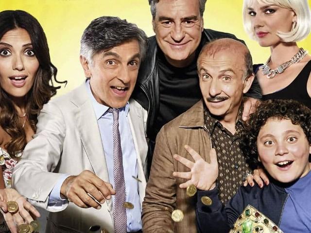 Caccia al tesoro: trama, cast, trailer e streaming del film di Vincenzo Salemme, in prima tv stasera su Canale 5