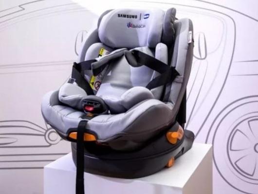 BebèCare Chicco e Samsung: mai più bambini dimenticati in auto