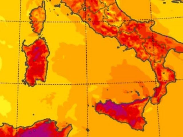 Previsioni meteo estate: caldo insopportabile già a partire da maggio