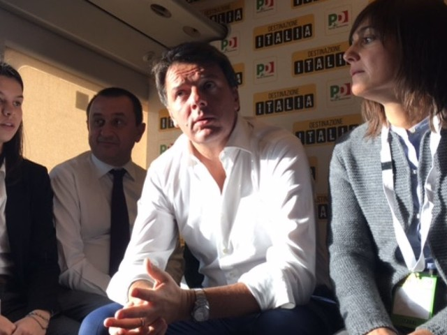 Dopo la Sicilia Renzi rimette in moto il treno. Col cruccio del voto
