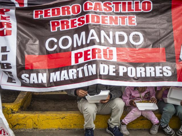 Perù: il candidato di sinistra Castillo proclamato presidente