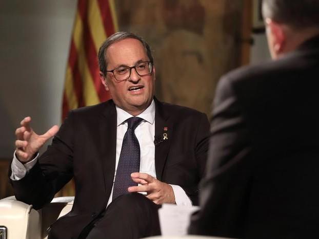 Catalogna: Torra,bene Marcia per libertà