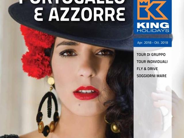 King Holidays: Spagna Portogallo e Azzorre una scoperta continua