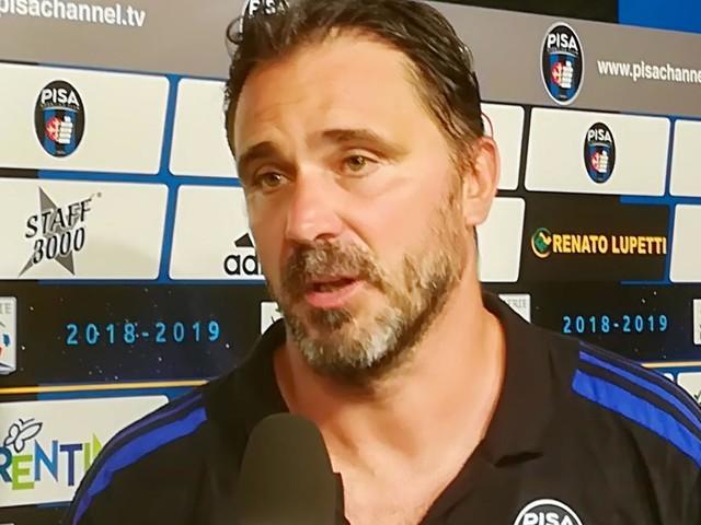 Pisa calcio: momento difficile, sabato prossimo impegno fondamentale contro il Vicenza