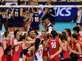 Mondiali Volley, dopo 10 vittorie la striscia magica dell'Italdonne si infrange contro la Serbia