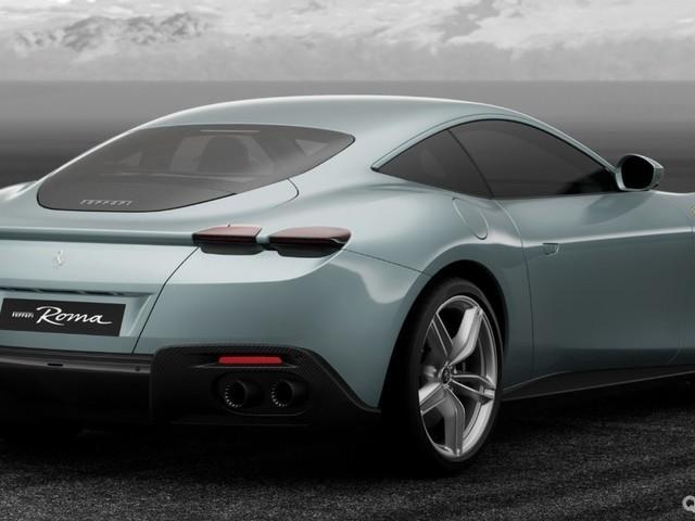 Ferrari Roma - Ora la GT si può configurare