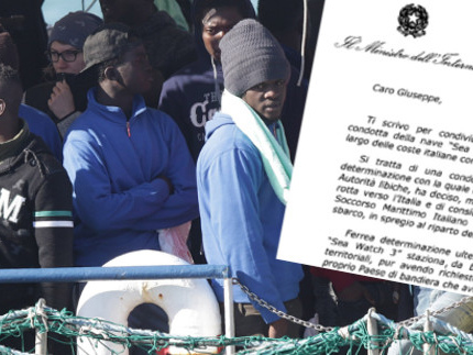 "Sea Watch, Salvini arma Conte: ""Adesso intervenga l'Olanda"""