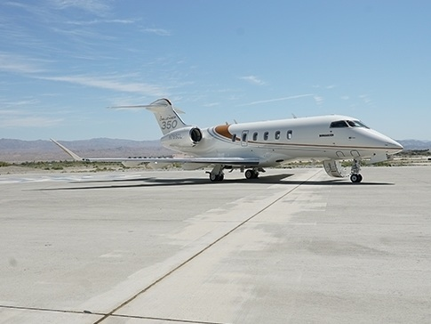 Challenger 350 aircraft sets 10 City-Pair speed records in 20.5 hours on US wide circuit