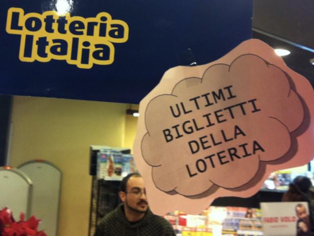 Tutti i biglietti vincenti della Lotteria Italia. A Pesaro quello da 5 milioni