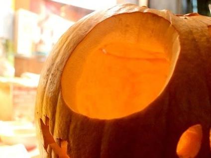 Questo è Halloween. E ogni zucca lo griderà
