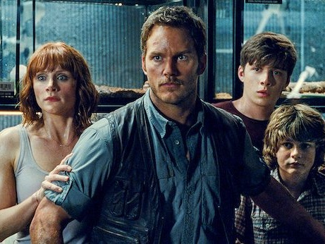 Jurassic World, stasera in tv continua la saga dei dinosauri creata da Spielberg