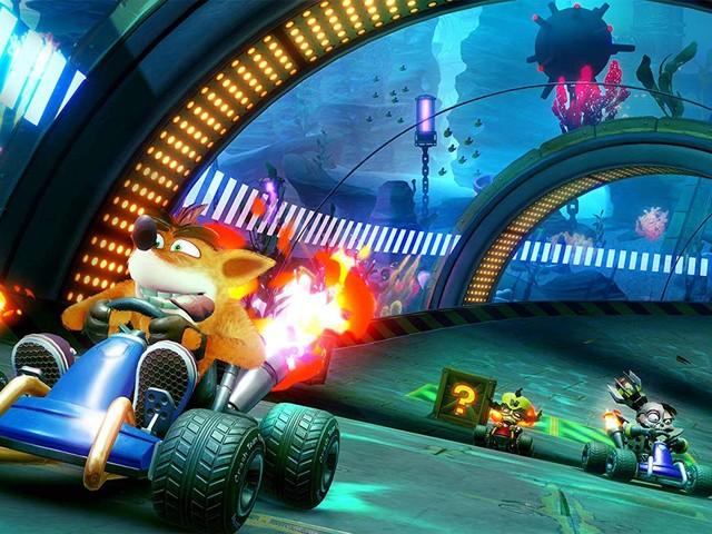 """CTR Nitro Fueled: il nuovo update """"mette il Turbo"""" al gioco su Nintendo Switch"""