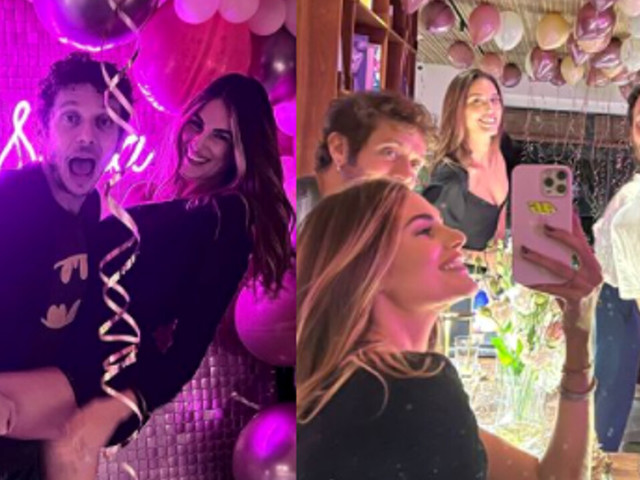 Francesca Sofia Novello incinta, le foto della festa di compleanno e la dolce dedica di Valentino Rossi