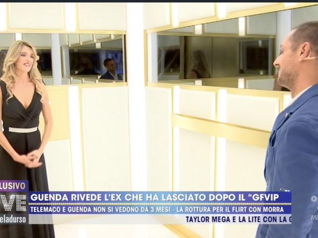 Guenda Goria e l'incontro con Telemaco