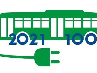 100 nuovi bus elettrici per Torino
