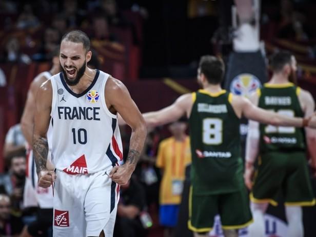 Francia-Australia: finale bronzo LIVE su Sky