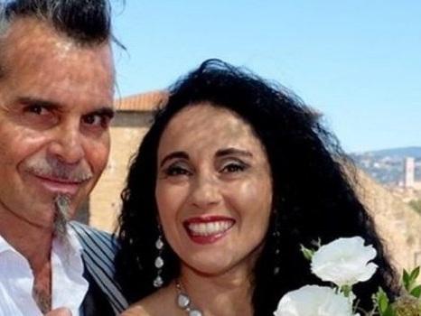 """Piero Pelù si è sposato, Gianna Fratta accolta nella sua """"tribù"""""""
