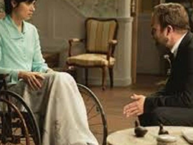 Anticipazioni Il segreto, episodi al 15 novembre: Maria costretta sulla sedia a rotelle