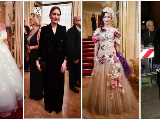 Prima della Scala, da Maria Elena Boschi a Vittoria Puccini, Patti Smith e Elodie e Marracash: tutti i look (anche i più eccentrici) dei vip – FOTO
