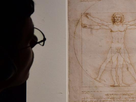 Il Tar del Veneto ha sospeso il prestito dell'Uomo Vitruviano al Louvre