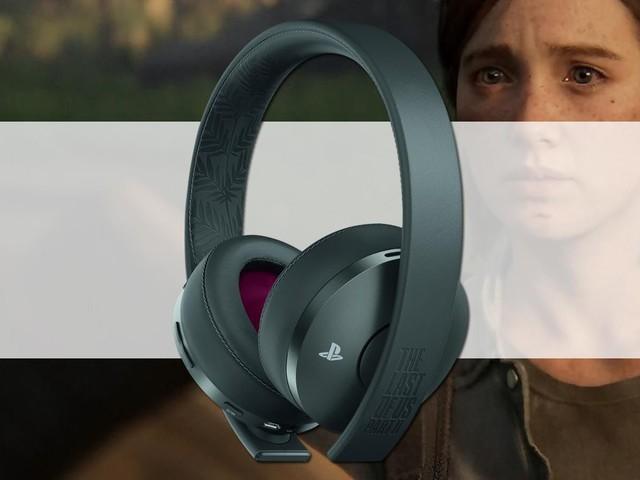 PS4: cuffie Gold personalizzate The Last Of Us 2 disponibili in esclusiva su Amazon