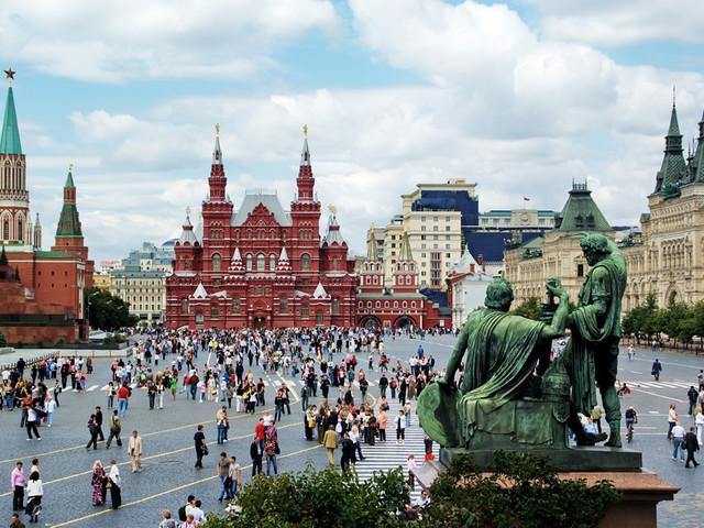 Le città russe viste dai turisti stranieri: aspettative e realtà