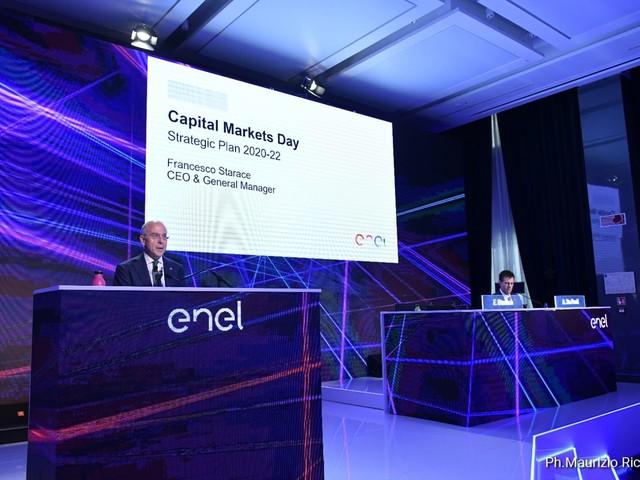 Puntare sulle rinnovabili conviene: Enel investirà altri 12,5 miliardi di euro entro il 2022