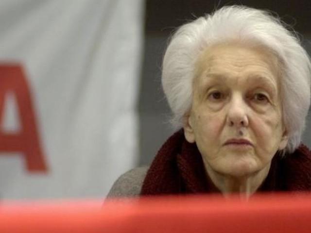 È morta Rossana Rossanda, fondatrice del Manifesto, giornalista e intellettuale
