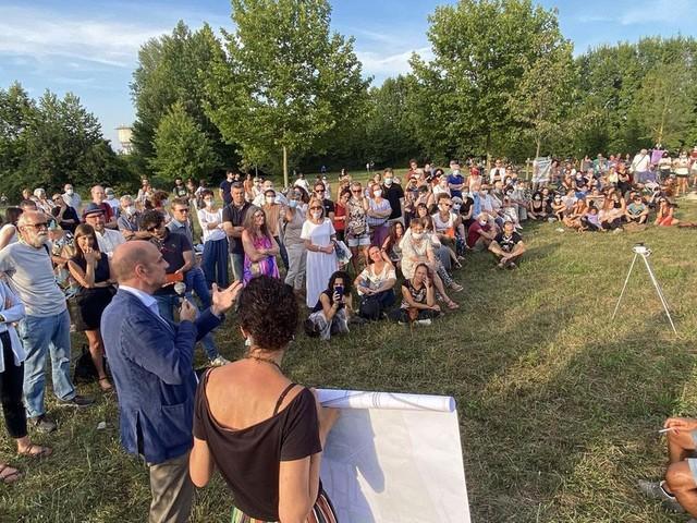 Un ente per il parco agricolo «E il Comune ne faccia parte»