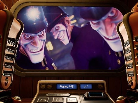 We Happy Few: Uncle Jack Live VR in uscita oggi su PlayStation Store