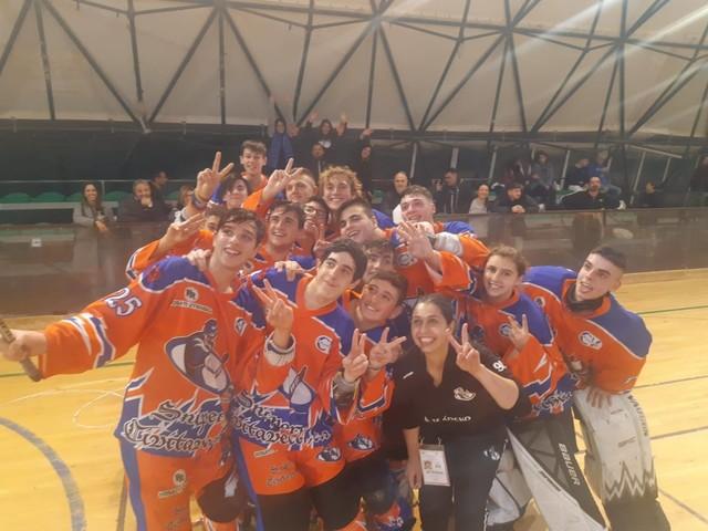 Snipers, brilla la stella dell'Under 18 Elite: battuti 4-1 i Ghosts Padova campioni d'Italia