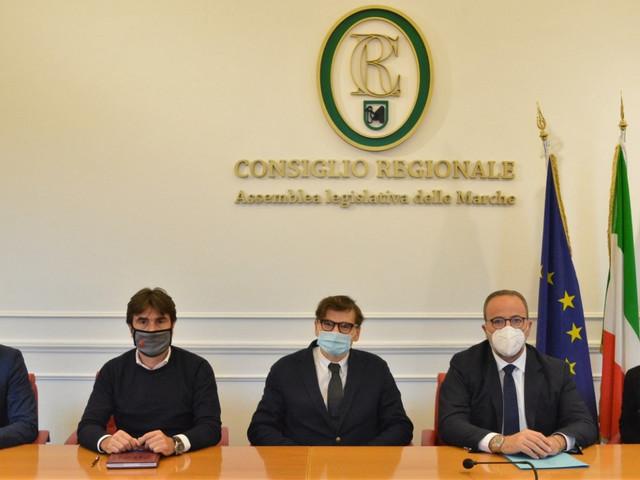 Prima seduta per il nuovo Ufficio di Presidenza del Consiglio Regionale