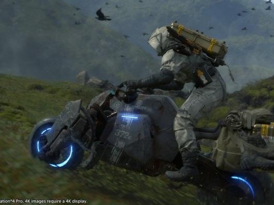 Death Stranding, il regista di Mad Max ne ha compreso subito l'essenza - Notizia - PS4